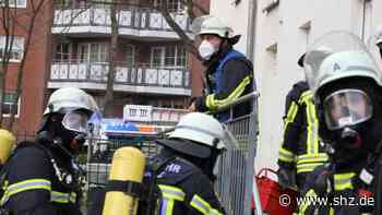 Glinde: Schwelbrand in Pellet-Heizung sorgt für längeren Feuerwehreinsatz   shz.de - shz.de