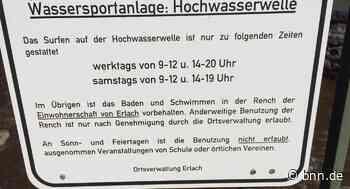 """Maistreich-Schilder zu """"Wassersportanlage"""" in Renchen - BNN - Badische Neueste Nachrichten"""