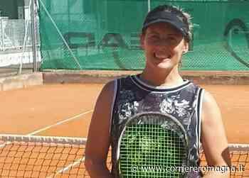 Tennis, Jessica Barbieri in gran forma a Cesenatico - Corriere Romagna