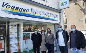 A Evron, les Voyages Hocdé changent d'horizon - actu.fr