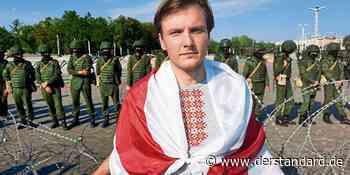 "Dirigent Alekseenok über Belarus: ""Die Gewaltakte des Regimes sind enorm"" - DER STANDARD"