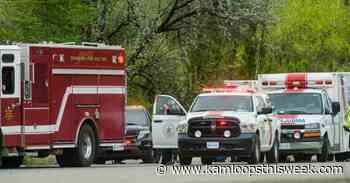 Two people injured in crash on Kamloops highway - Kamloops This Week