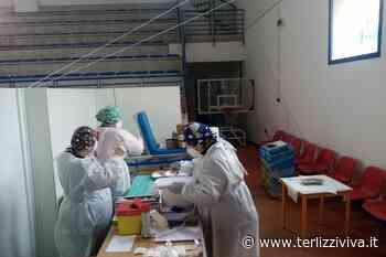 Al PalaChicoli somministrate altre 203 dosi di vaccino - TerlizziViva