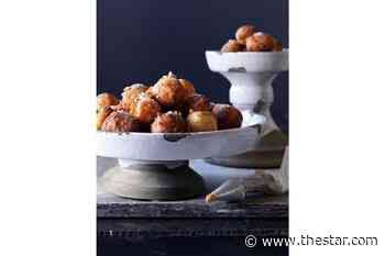 Mark McEwan: Celebrate Mother's Day with some delicious dulce de leche beignets