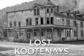 Popular historical Facebook page Lost Kootenays set to release book – Creston Valley Advance - Creston Valley Advance