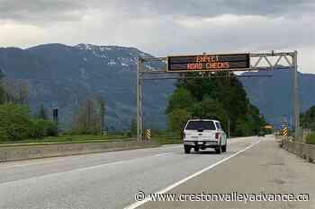 BC residents want travel checks at Alberta border, MLA says – Creston Valley Advance - Creston Valley Advance