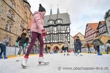 Adventszeit in Alsfeld: 2021 soll es wieder eine Eisbahn geben - Oberhessen-live