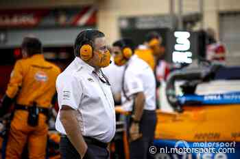 Brown pleit voor aanwijzen Formule 1-commissaris - Motorsport.com Nederlands