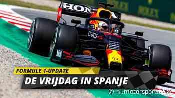 F1-update: Verstappen maakt zich geen zorgen na moeizame vrijdag - Formule 1 video's - Motorsport.com, Editie: Nederlands