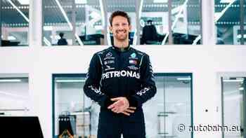Romain Grosjean keert terug in de Formule 1 met Mercedes - Autobahn