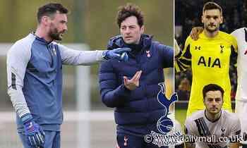 Hugo Lloris says Ryan Mason has 'Tottenham DNA'