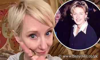 Anne Heche makes a dig at ex-girlfriend Ellen DeGeneres in TikTok video