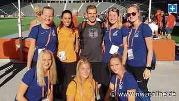 Volunteer in der Leichtathletik: BTB-Athletin schwärmt vom Einsatz bei Großereignissen - Nordwest-Zeitung