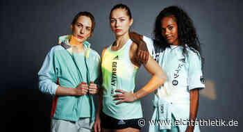 Offizielles deutsches Olympia-Outfit für Tokio präsentiert - Leichtathletik