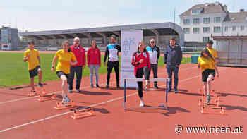 Leichtathletik-Projekt - Amstettner Sportmittelschule kooperiert mit dem LCA - NÖN.at