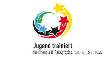 """""""Jugend trainiert"""" will mit kreativen Ideen ins neue Schuljahr starten - Leichtathletik"""