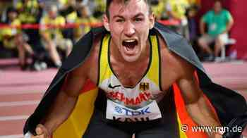 Leichtathletik - Zehnkampf-Weltmeister Kaul macht sich keinen großen Druck - RAN