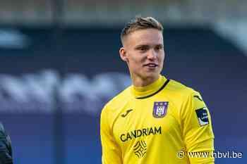 Verbruggen maakt bij Anderlecht droom van zijn vader waar - Het Belang van Limburg