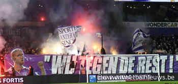 Anderlecht doet oproep aan de eigen aanhang - VoetbalNieuws.be