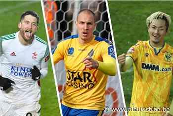 Wat als Anderlecht en Genk straks een nieuwe spits zoeken? Deze aanvallers maakten indruk in de Jupiler Pro Le - Het Nieuwsblad