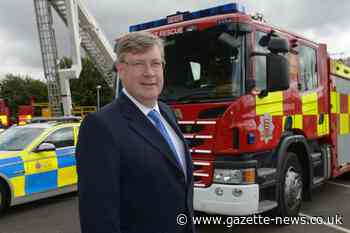 Essex Police, Fire and Crime Commissioner: Roger Hirst elected