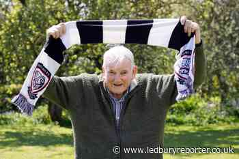 Fans create song for Hereford FC's visit to Wembley