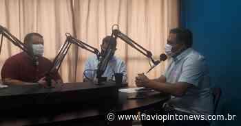 Ronaldo da Madeireira quer transformar Lavras da Mangebeira em exemplo de administração regional - Flavio Pinto