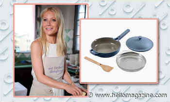 This Gwyneth Paltrow-approved pan replaces 8 of your cooking tools - and it's on sale - HELLO!