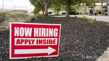 Weak jobs report spurs arguments over expanded unemployment benefits