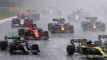 Turkish Grand Prix under threat after Turkey put on UK travel red list