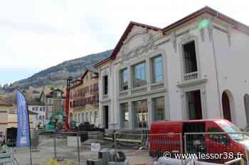 Grésivaudan/Le futur musée d'Allevard nommé La Galerie Les élus de la Communauté de communes - Essor Isère
