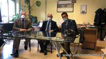 Ricostruzione: a Matelica il vice commissario Loffredo e l'assessore regionale Castelli - Vivere Camerino