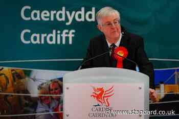 Drakeford vows to be 'radical' as Labour equals best ever Senedd election result