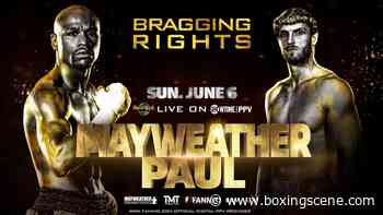 Floyd Mayweather vs. Logan Paul - Pay-Per-View Card Officially Announced - BoxingScene.com