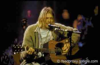 Kurt Cobain's FBI file released to the public