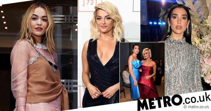 Bebe Rexha hopes to bring Rita Ora, Dua Lipa and Ava Max together for a song