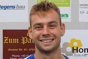 Julius Pasch zurück zum TSV Wachtendonk-Wankum - FuPa - das Fußballportal