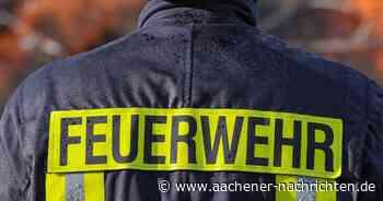 Feuermelder schlagen Alarm: Frau bei Feuer in Baesweiler schwer verletzt - Aachener Nachrichten