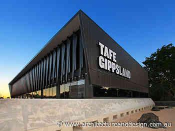 Morwell TAFE - Architecture and Design