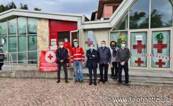 """Monti incontra la Croce Rossa di Luino e Valli: """"Gruppo motivato e attento alle esigenze sociali"""" - Luino Notizie"""