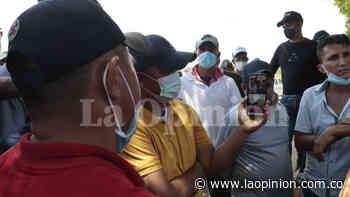 Levantan bloqueo en vía a Puerto Santander | La Opinión - La Opinión Cúcuta