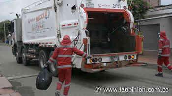 Bloqueo en vía a Puerto Santander afecta recolección de basura en Cúcuta y Los Patios | La Opinión - La Opinión Cúcuta