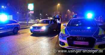 Hoher Sachschaden bei Auffahrunfall in Kronberg - Usinger Anzeiger
