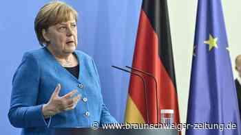 Merkel gegen Patent-Freigabe bei Corona-Impfstoffen