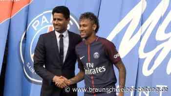 Superstar Neymar verlängert in Paris bis 2025