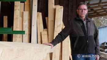Handwerkern im Wolfhager Land fehlt Holz - HNA.de