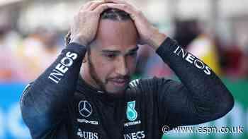 Hamilton 'humbled' by landmark 100th F1 pole position