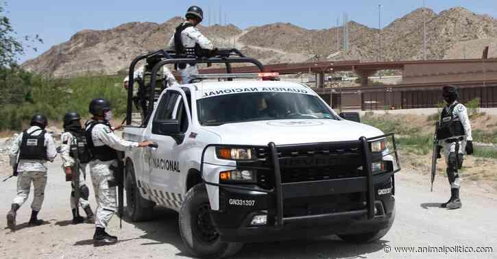Guardia Nacional mata a funcionario de Fiscalía de Sonora en Caborca - Animal Político
