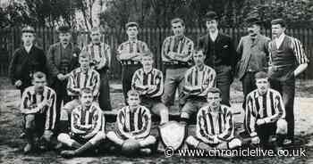 When football arrived here - the early days of Newcastle United and Sunderland