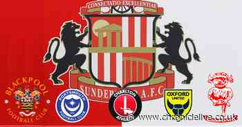 Sunderland's record against play-off rivals